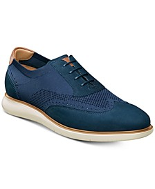 Men's The Fuel Wingtip Knit Oxfords