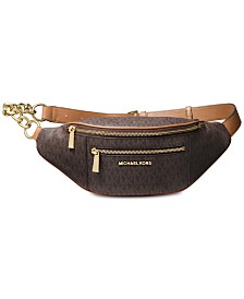 MICHAEL Michael Kors Signature Belt Bag