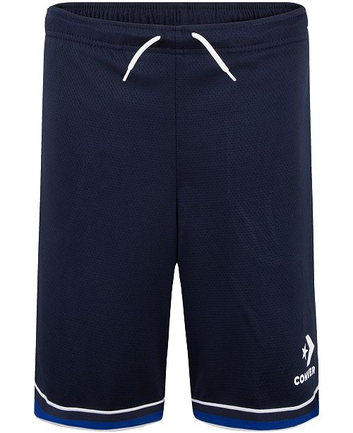 Converse Boys Mesh Court Shorts