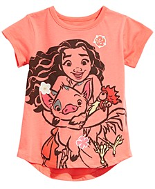 Toddler Girls Moana T-Shirt