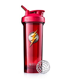 Justice League Superhero Pro Series 32-Ounce Shaker Bottle, Flash