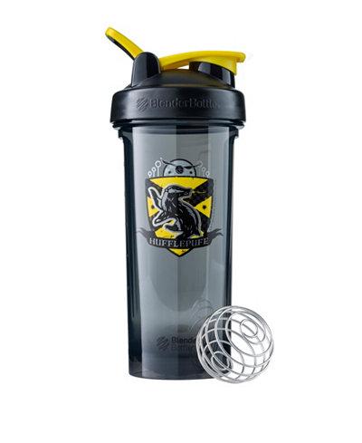 Blenderbottle Harry Potter Pro Series 28-Ounce Shaker Bottle, Hufflepuff