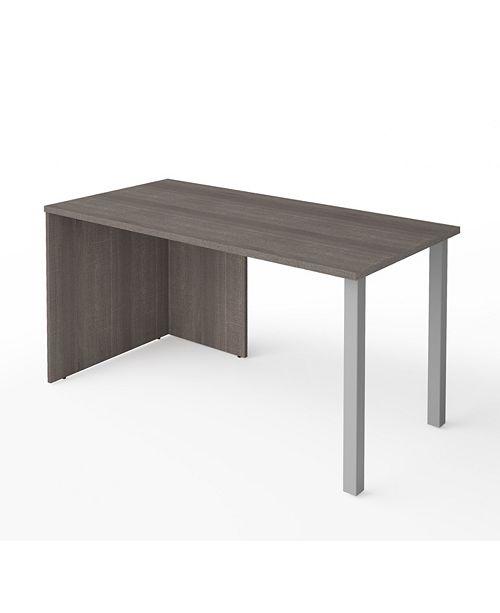 Bestar i3 Plus Table with Metal Legs