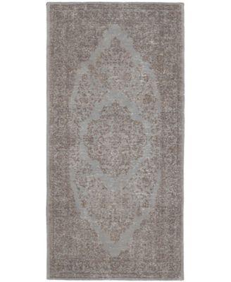 Classic Vintage Gray 8' x 11' Area Rug