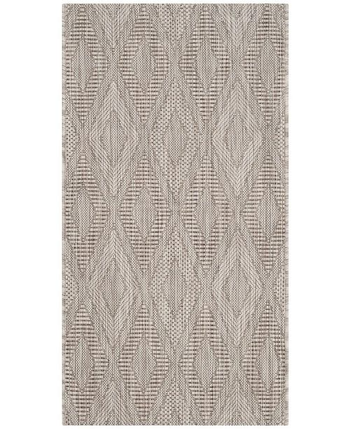 "Safavieh Courtyard Beige 2'7"" x 5' Sisal Weave Area Rug"
