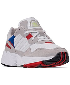 Boys' Yung-96 Casual Sneakers from Finish Line