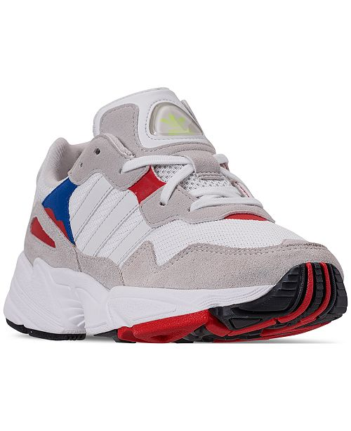 adidas Boys' Yung-96 Casual Sneakers from Finish Line