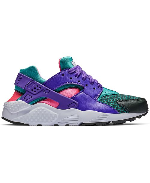 9035d4b55e75 ... Nike Girls  Air Huarache Run Ultra Now Running Sneakers from Finish Line  ...