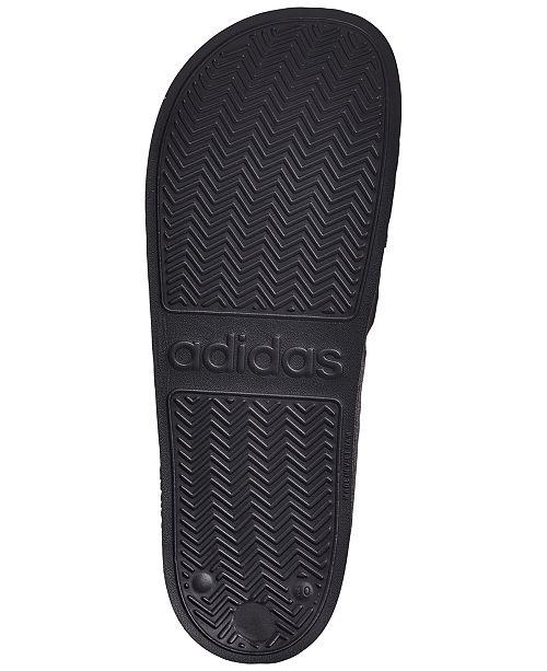 d326445ff7a6 adidas Men s Adilette Shower Slide Sandals from Finish Line ...