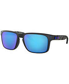 Oakley Polarized Sunglasses, OO9102 HOLBROOK