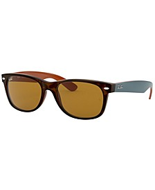 Sunglasses, RB2132 NEW WAYFARER BICOLOR