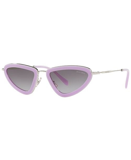 MIU MIU Sunglasses, MU 60US 53