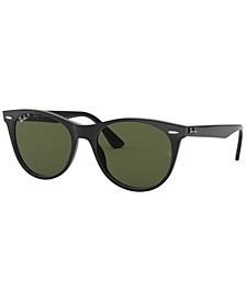 Polarized Sunglasses, RB2185 55
