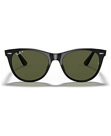 Polarized Sunglasses, RB2185 55