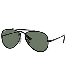 Ray-Ban Jr. Sunglasses, RJ9548SN 54