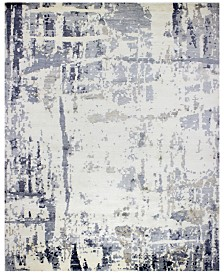 Cascade CAS-12 Ivory/Grey 8' x 10' Area Rug