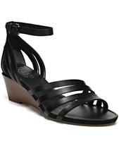 238507bea08 Franco Sarto Della Wedge Sandals