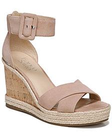 Franco Sarto Qunitana Wedge Sandals