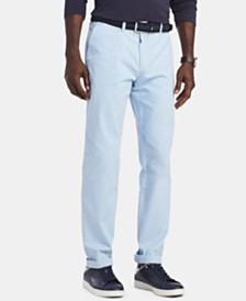 a2d43fe5c Tommy Hilfiger Men's TH Flex Stretch Custom-Fit Chino Pant, Created ...