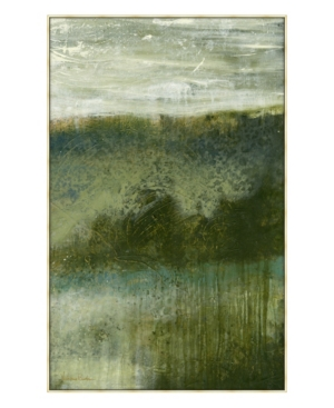 Into the Valley Iii Framed Canvas Wall Art - 23