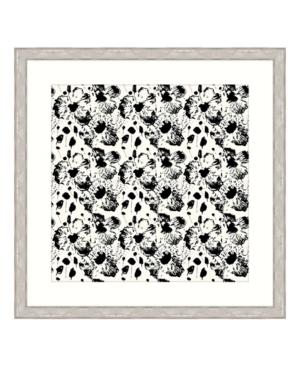 Ebony Blossoms Ii Framed Giclee Wall Art - 44