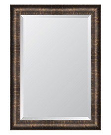 "Gold Oxido Framed Mirror - 31"" x 43"" x 2"""