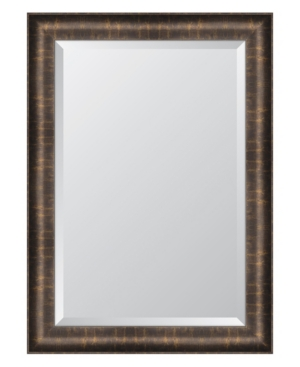 Gold Oxido Framed Mirror - 31