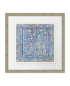Colorful Tiles I Framed Giclee Wall Art - 28