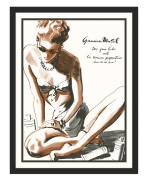 Germaine Montiel Framed Giclee Wall Art - 33
