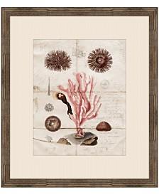 "Gorgone Ancien I Framed Giclee Wall Art - 27"" x 31"" x 2"""