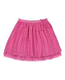 Masala Baby Girls So Masala Skirt Hearts