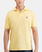 7089fa3e Polo Ralph Lauren Men's Classic-Fit Mesh Polo