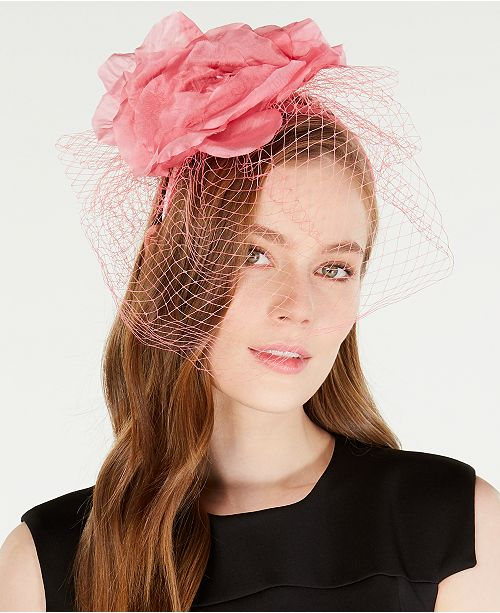 f5767d108c4e5 August Hats Flower Netting Fascinator   Reviews - Handbags ...