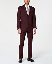 Men's Slim-Fit Performance Stretch Suit