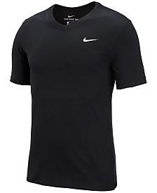 8ec581250c8 Nike Men s Dri-FIT Logo T-Shirt