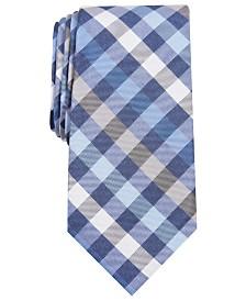 Nautica Men's Jones Check Slim Tie