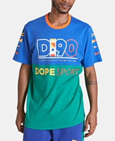 DOPE Men's Colorblocked Voyage T-Shirt