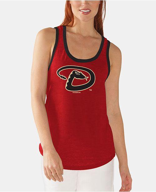 wholesale dealer 8de84 7c4d2 Women's Arizona Diamondbacks Clubhouse Tank