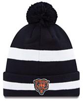 f488614b New Era Chicago Bears Chase Pom Knit Hat