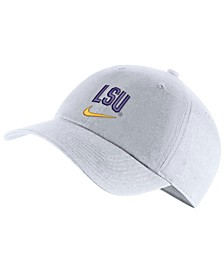 LSU Tigers H86 Wordmark Swoosh Cap