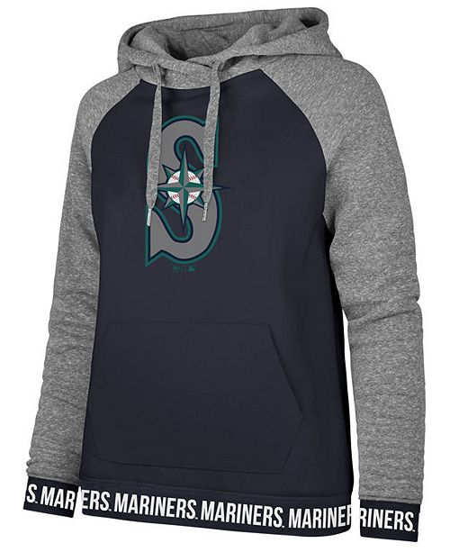 '47 Brand Women's Seattle Mariners Encore Revolve Hoodie