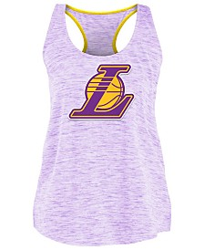 5th & Ocean Women's Los Angeles Lakers Space Dye Tank