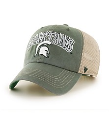 '47 Brand Michigan State Spartans Tuscaloosa Mesh CLEAN UP Cap