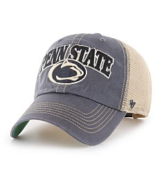 '47 Brand Penn State Nittany Lions Tuscaloosa Mesh CLEAN UP Cap