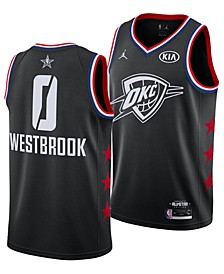 Men's Russell Westbrook Oklahoma City Thunder All-Star Swingman Jersey