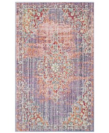 Safavieh Windsor Lavender and Fuchsia 3' x 5' Area Rug