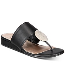 Impo Bianca Wedge Sandals