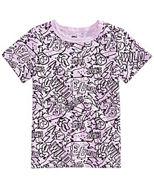 Epic Threads Little Boys Graffiti-Print T-Shirt, Created for Macy's