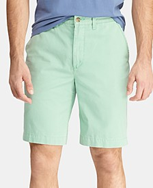 Men's Big & Tall Classic Fit Cotton Chino Shorts