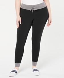 Tommy Hilfiger Sport Plus Size Jogger Pants